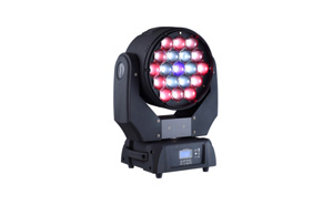 Artfox LED-Moving Head Übersicht