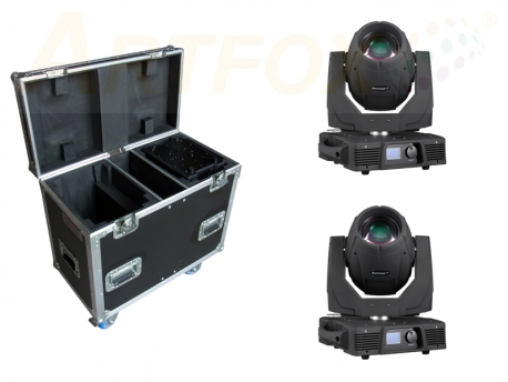 Beam 15R Extrem Beam Moving Head Tour Bundle