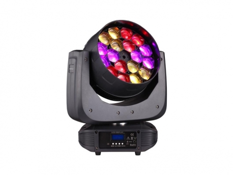 weitere Produktbilder Ostar Eye K18 18x 15W LED Beam Kaleido Moving Head Tour Bundle
