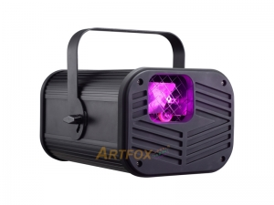 Artfox Magic 2R Scanner und Laser Simulator
