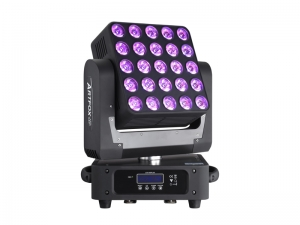Matrix 360 25x15w RGBW LED Pixel Moving Head