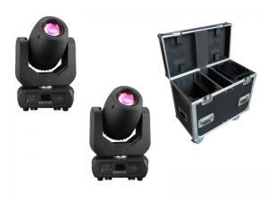 Dragon Spot 150W LED Moving Head Tourbundle