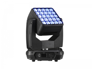 Matrix 25E Beam Wash 3-in-1 LED Moving Head 25x15w RGBW