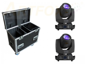 Sky Beam 7R 2er Moving Head Tour Bundle